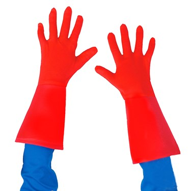 Captain America Gloves Child