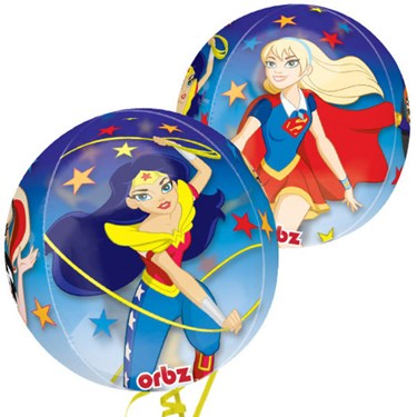 "16"" DC Super Hero Girls Orbz Balloon (1)"