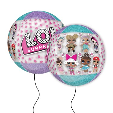 "16"" Lol Surprise Orbz Balloon"