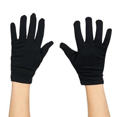 Black Gloves Child