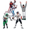 """20"""" Packaged Football Cutouts"""