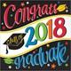 Default Image - 2018 Graduation Colorful Beverage Napkins (36 Count)
