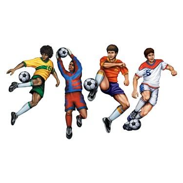 "20"" Soccer Cutouts"