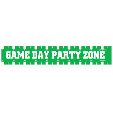 20' Game Day Party Tape