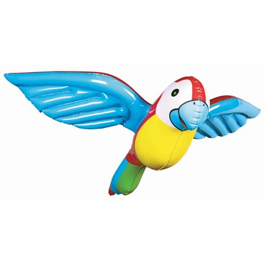 "23"" Inflatable Parrot"