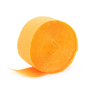 Goldenrod Crepe Paper