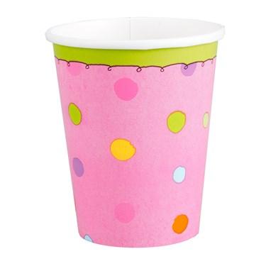Sleepover 9 oz. Paper Cups
