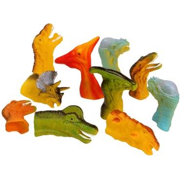 Dinosaur Finger Puppets