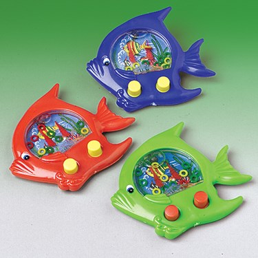 Fish Ring Toss Water Games