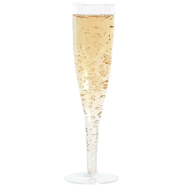 Plastic Champagne Goblets