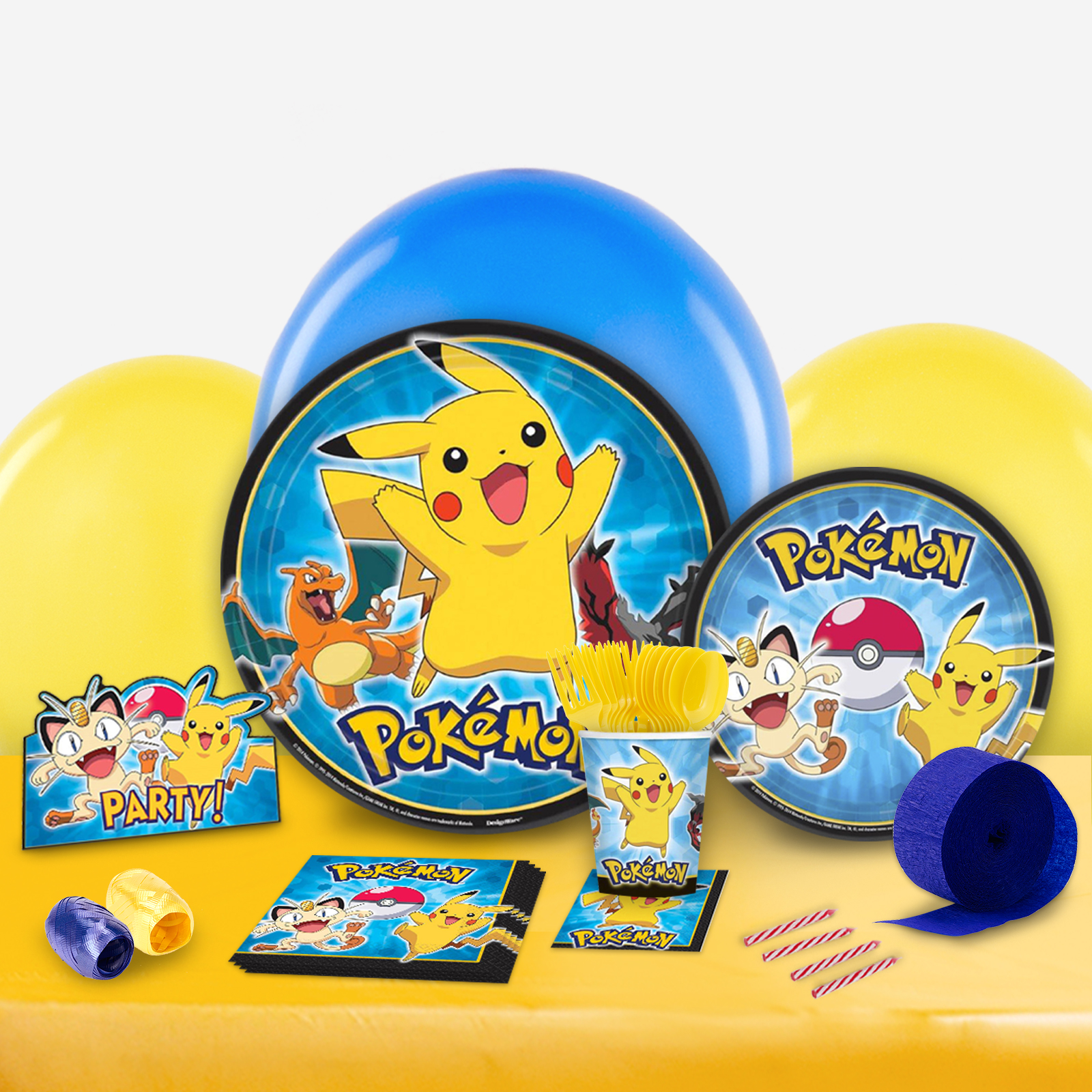 Pokemon Party in a Box-Basic