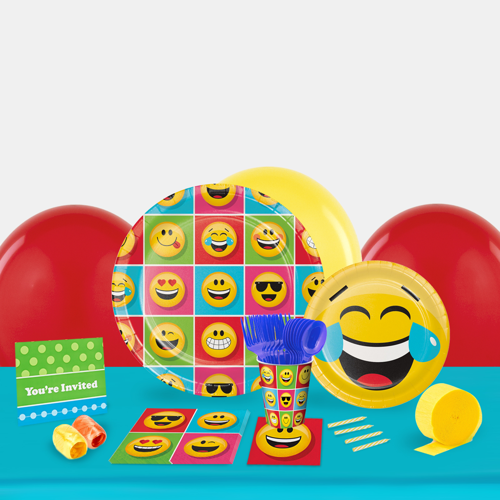 Show Your Emojions Party in a Box-Basic