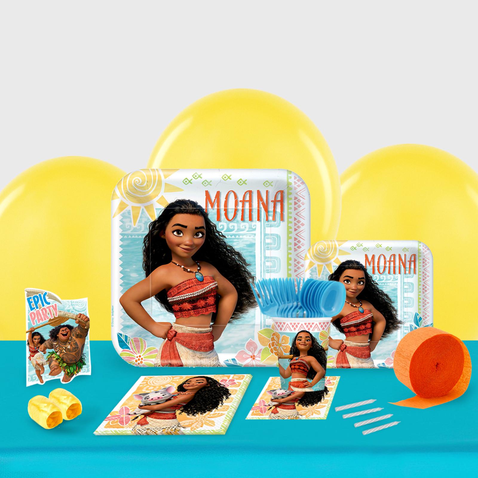 Disney Moana Party in a Box-Basic