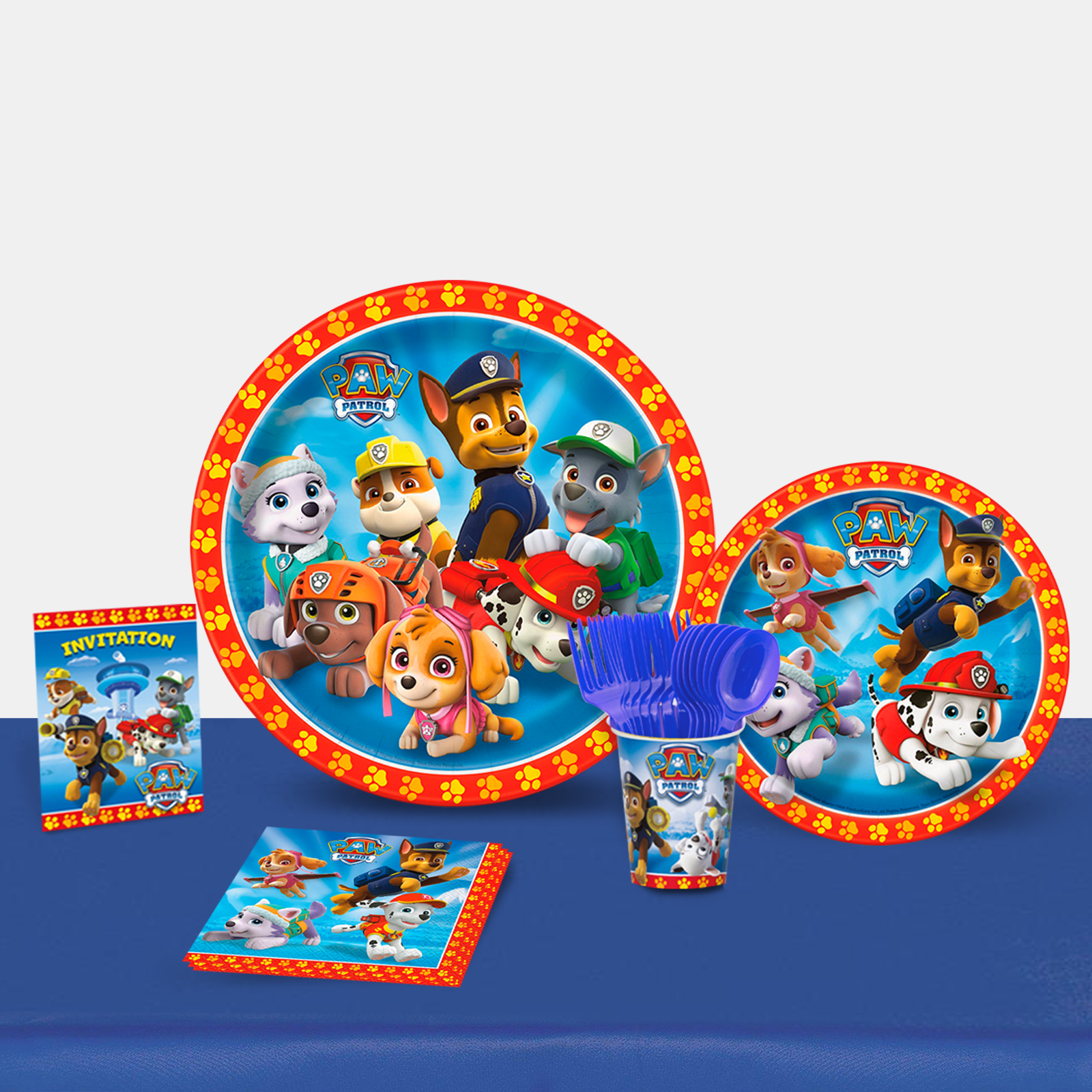 Paw Patrol Party in a Box For 16-Basic