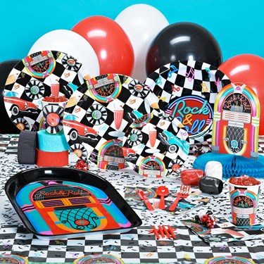 Sock Hop Party Supplies