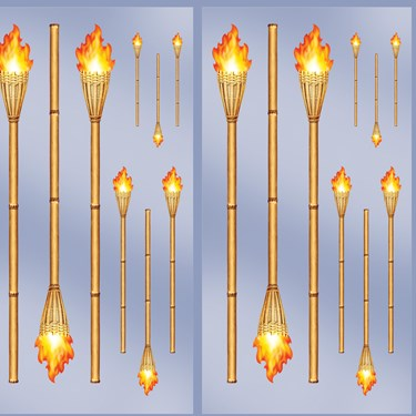 Tiki Torch Add-Ons