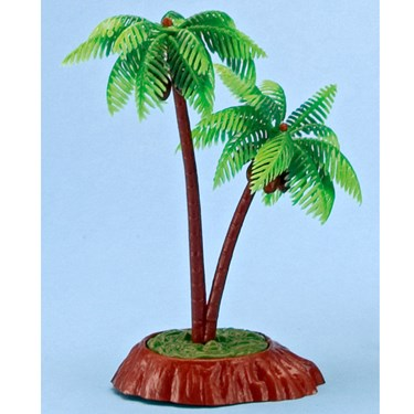 Small Tabletop Palm Tree