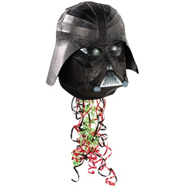 "Darth Vader 11"" Pull-String Pinata"