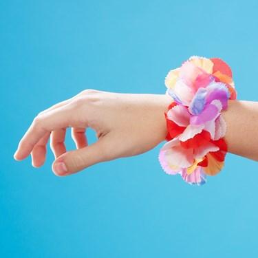 Silk N' Petals Wristlet / Anklet