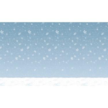30' Winter Sky Backdrop