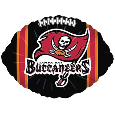 Tampa Bay Buccaneers Foil Balloon