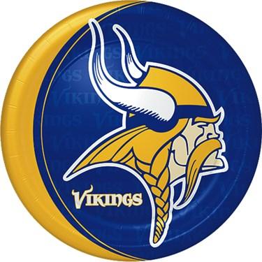 Minnesota Vikings Dinner Plates