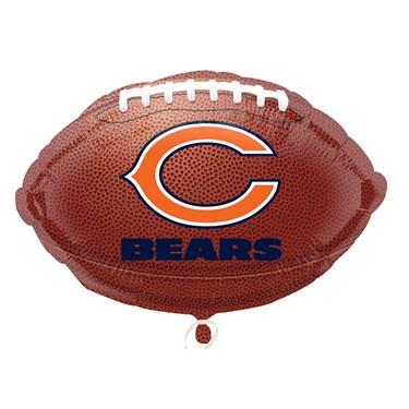 Chicago Bears Foil Balloon