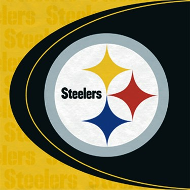 Pittsburgh Steelers Lunch Napkins