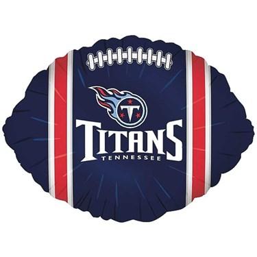 Tennessee Titans Foil Balloon