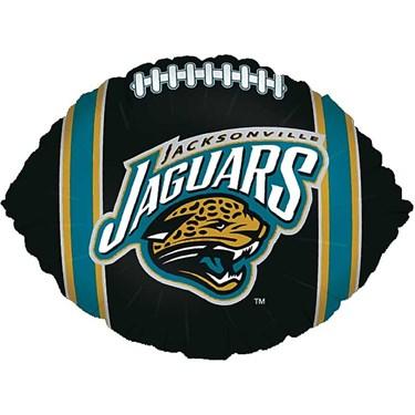 Jacksonville Jaguars Foil Balloon