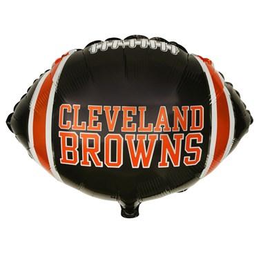 Cleveland Browns Foil Balloon