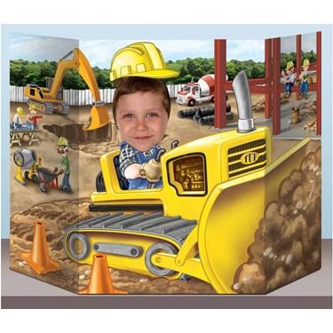 Construction Photo Prop