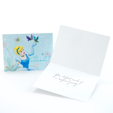 Disney Cinderella Dreamland Thank-You Notes
