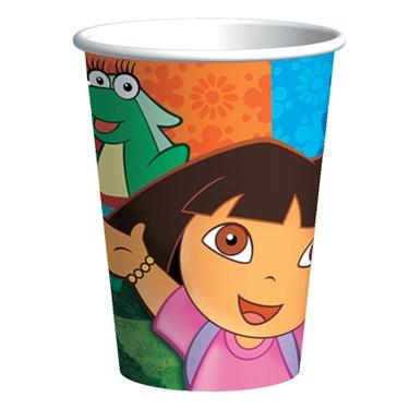 Dora the Explorer & Friends  9 oz. Cups