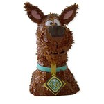 Scooby-Doo 3D Pull-String Pinata