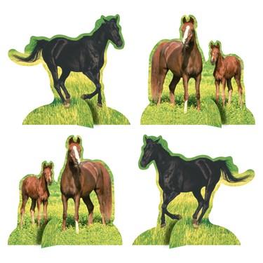 Wild Horses Centerpiece