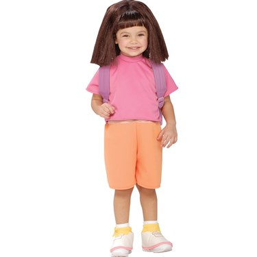 Dora The Explorer Toddler/Child Costume