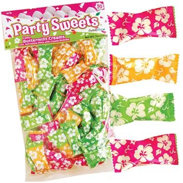 Luau Party Mints