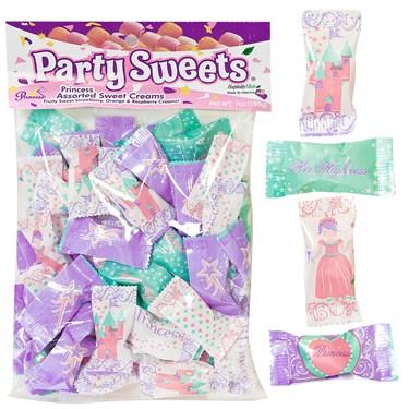 Princess Asst. Sweet Creams