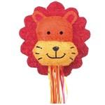 Lion Pull-String Pinata
