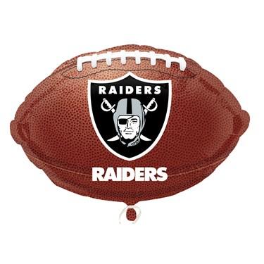 Oakland Raiders Foil Balloon