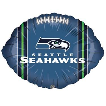 Seattle Seahawks Foil Balloon