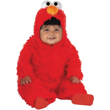 Elmo Plush Deluxe Infant Costume