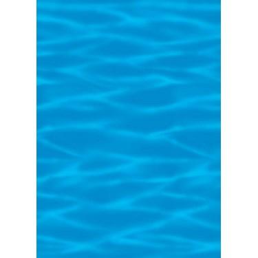 40' Ocean Blue Room Roll