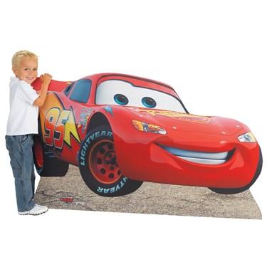 Disney Lightning McQueen Standup
