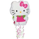 "Hello Kitty 21"" Pull-String Pinata"