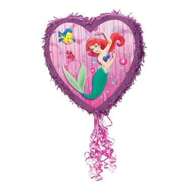 "Disney The Little Mermaid 18"" Pull-String Pinata"