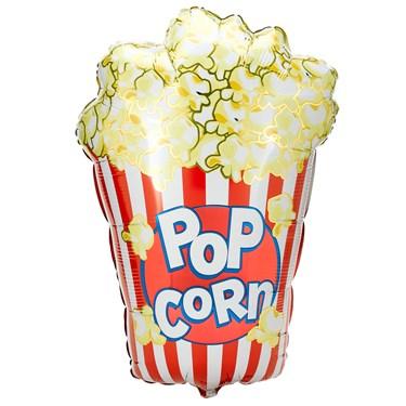 Popcorn Box Jumbo Foil Balloon