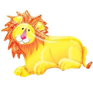 Lion Jumbo Foil Balloon