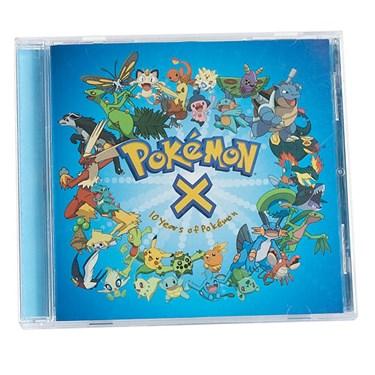 Pokemon X CD